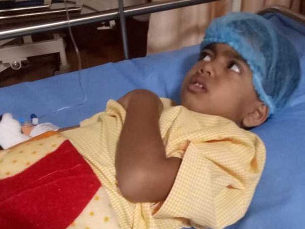 Help Us Save Our Dear Son, Purabhava From Blood Cancer