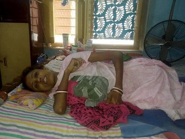 36 years old Paromita Sen needs your help fight Cervical spine injury