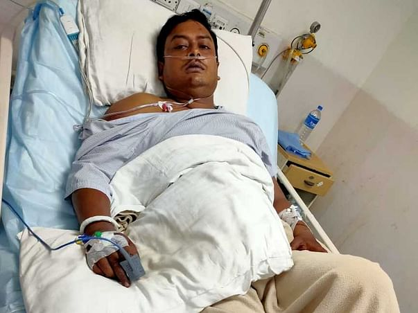 Support Arnab Sil Recover From Accidental Injuries