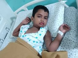 Support Bhargav Kartik Recover From Blood Infection