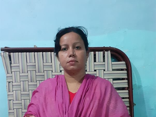 Nazia is Dengue positive, help her for treatment.