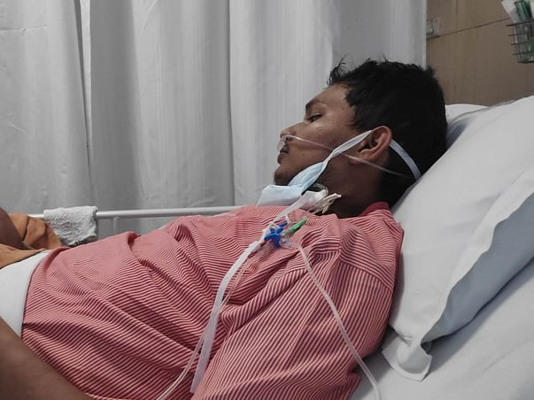 Support Ramesh Singh Recover From ACUTE PANCREATITIS
