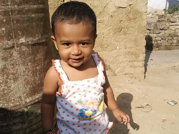1 year old Jannat needs your help fight Congenital Heart Disease