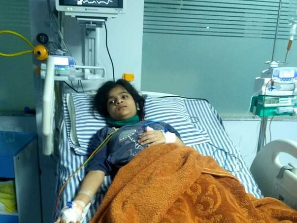 Help My 10-year-old Sister Fight Multi-System Inflammatory Syndrome