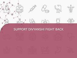 SUPPORT DIVYANSHI FIGHT BACK
