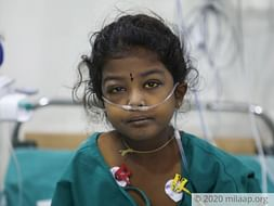 Support Likitha YC Recover From Liver Failure