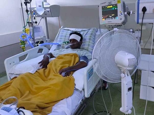 Help My Friend Vengat Fight His Blood Cancer (AML)
