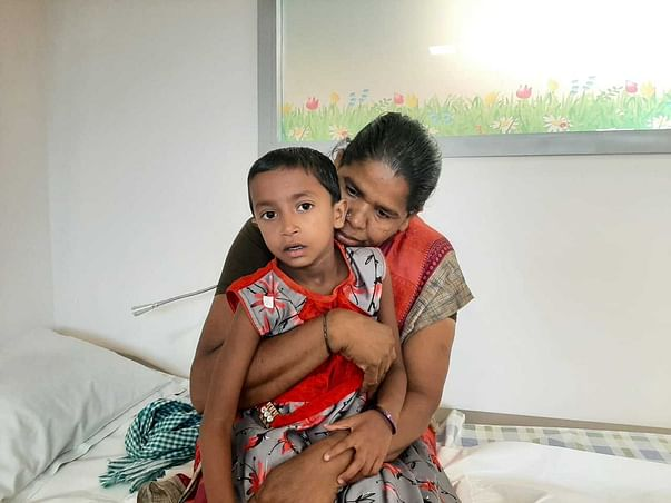 My Daughter Needs Your Urgent Support for arotic valve repair