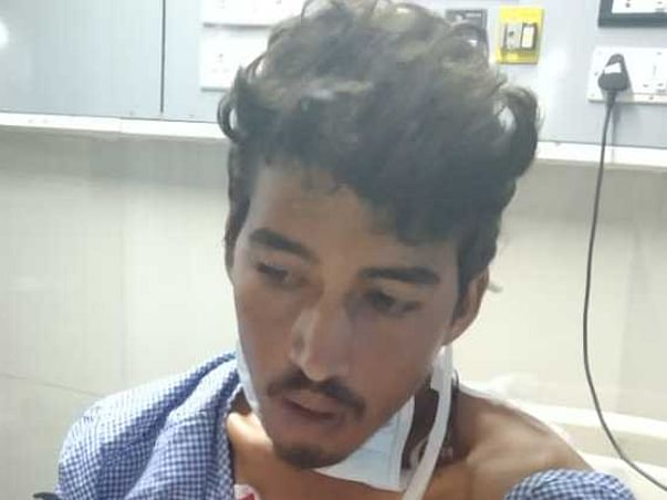 18 Years Old Suman Needs Your Help fight Hit By Natural Thunderstorm