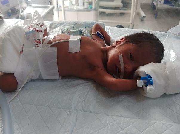Help me save my baby- Hridaan