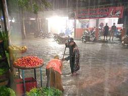 Hyderabad Heavy Rains made Many Street Vendors Hopeless, Lets Help