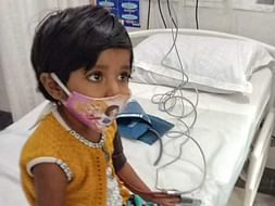 Save little Paridhi from Blood Cancer!
