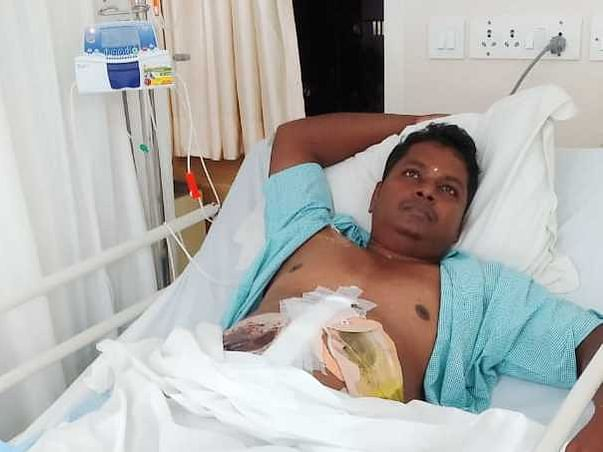 Umesh Kumar needs your help to undergo his surgery !
