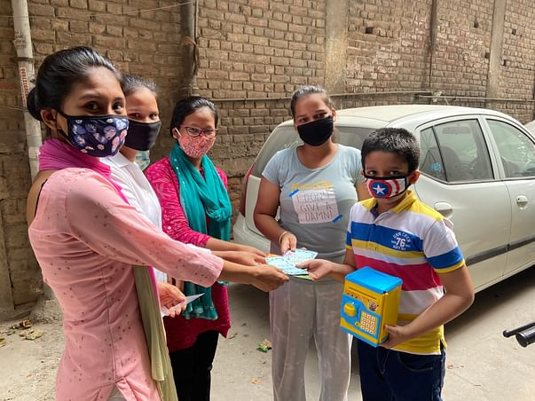 Let's Help Underprivileged Girls Give Their CBSE Exams