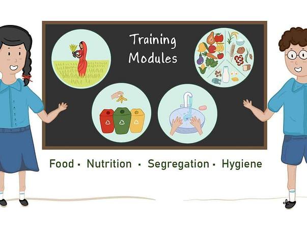 Help us establish well nourished ecosystem in Government Schools.
