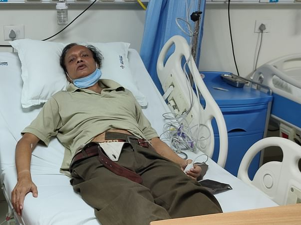 Please Help Me With My Father's Bypass Surgery