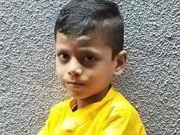 Help Vedant Diwale Undergo Liver Tansplant