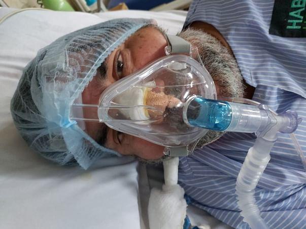 Help Sayeed Fight Pulmonary Lung Fibrosis