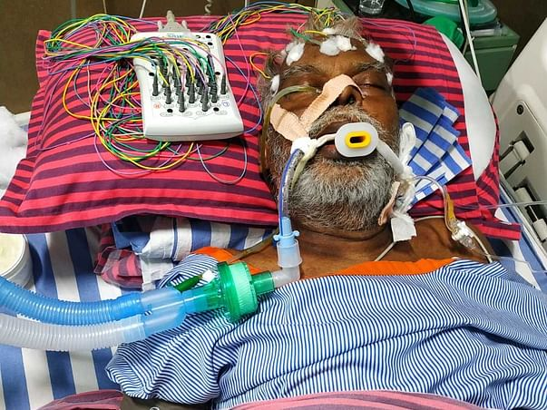 My Father Needs Your Urgent Support In Fighting Sepsis, CVA