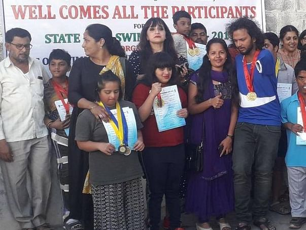 Building sports champions for India - BluFin Foundation