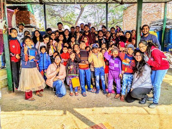 Asha: Fundraiser for Mega Distribution Drive in Sanjay Camp