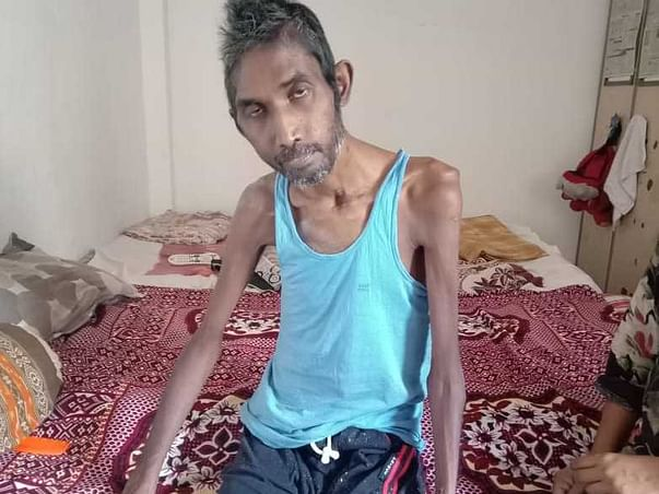 Help Mr. Vikas Dongre Recover From Lungs Infection