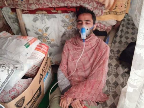 Support Ghulam Muhammad Lattu Recover From Cystic Bronchitis Disease