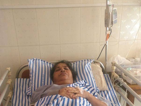 Help my Mom Veena Juliet fight Cancer