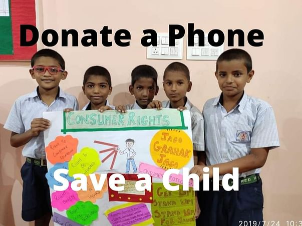 Donate a Phone Save a Child