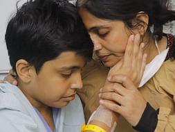 13 years old Varun needs your help fight Acute Myeloid Leukemia