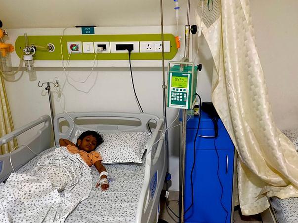 Help My Daughter P B  Shruthi Ranjani Fight Fanconi Anaemia