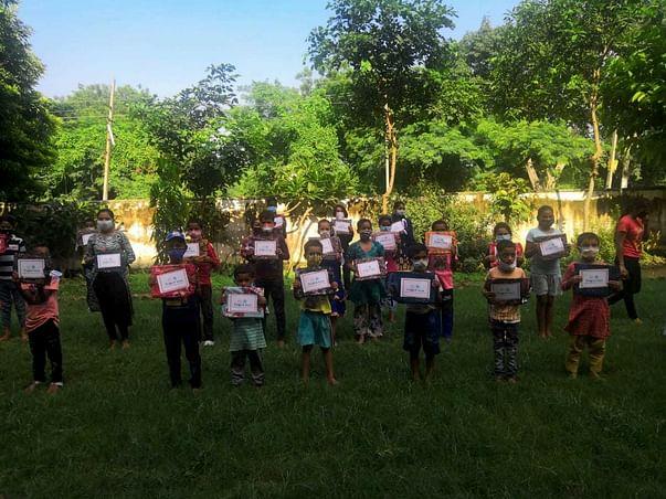 Project Arya: Holistic Development Program for Children in Urban Slums