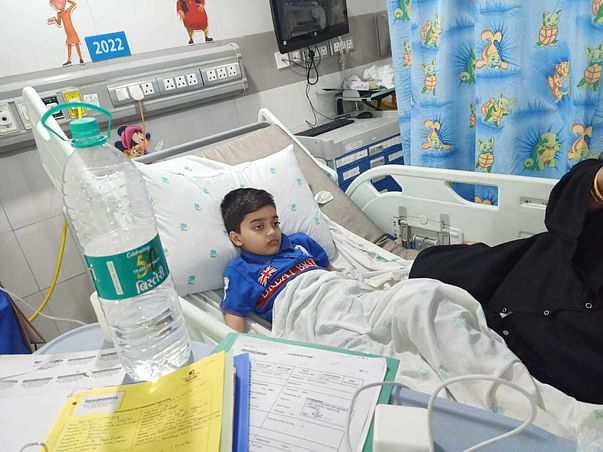 Save 10 Year Old Waheeb From Brain Tumour