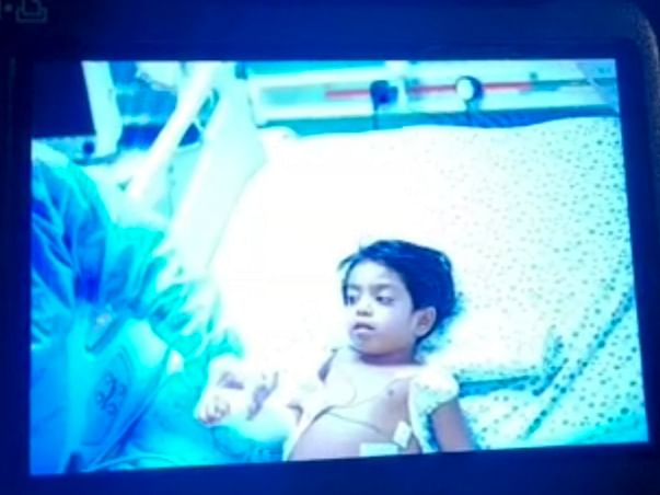 Help Baby ALIYA for Liver Transplant