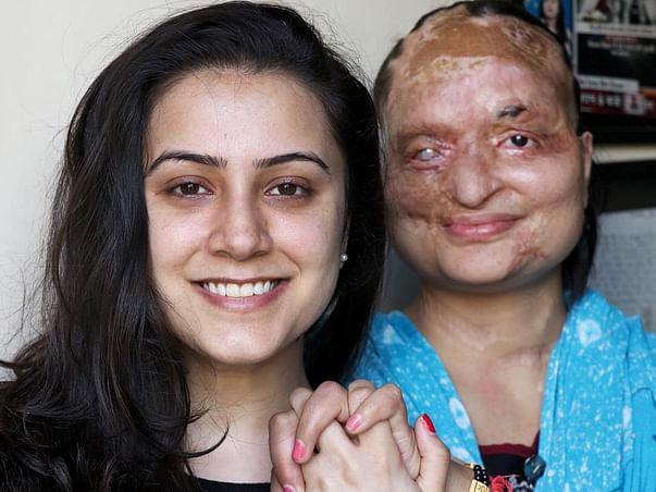 Help Make Love Not Scars Empower Acid Attack Survivors