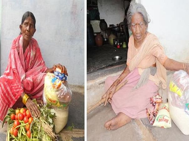 Food and medical aid for Abandoned Parents. Help Today