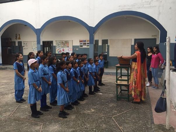 Helping underprivileged children continue education during COVID-19
