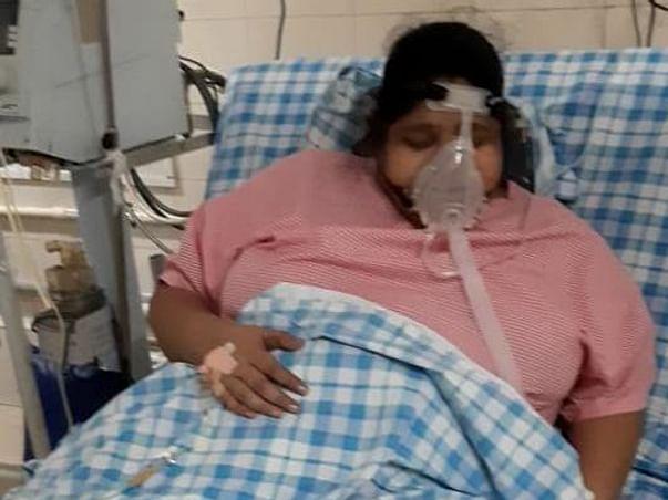 25-years-old Jorige Harika Needs Your Help Fight Chronic Lung Disease