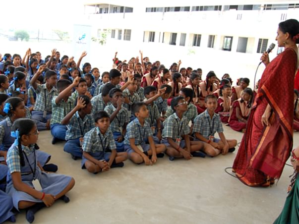 Help us set up Swami Dayananda Centre for Learning, Manjakkudi