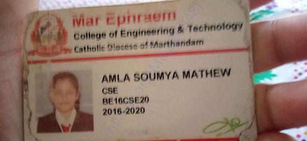 Amla Student ID