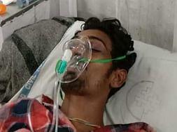 Support Harijan Jitendra Kumar Recover From Accident