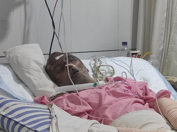 Help my father fight Coma