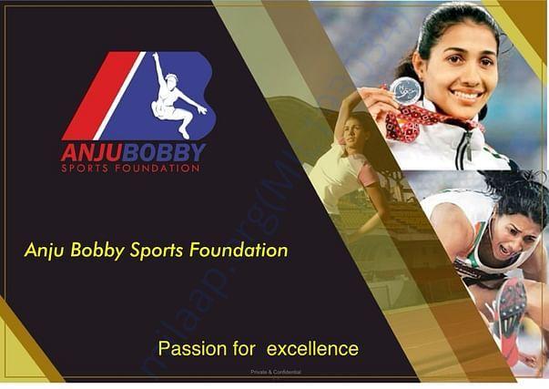 Anju Bobby Sports Foundation Link