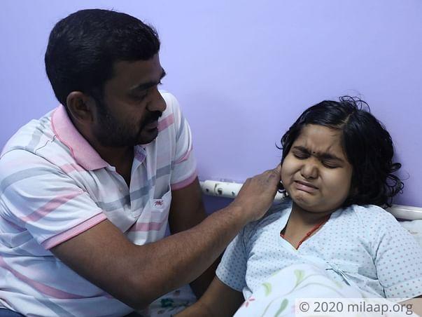 8 years old Bhaviya Shree needs your help fight Acute lymphoblastic leukemia (all)