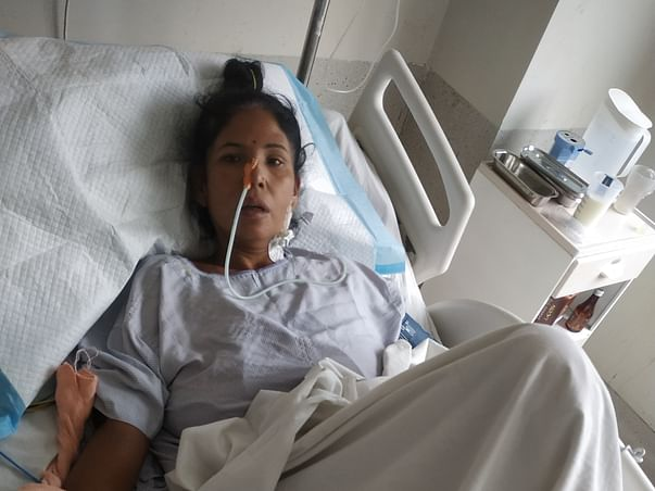 Help My Mother Recover From Brain Hemorrhage & Edima