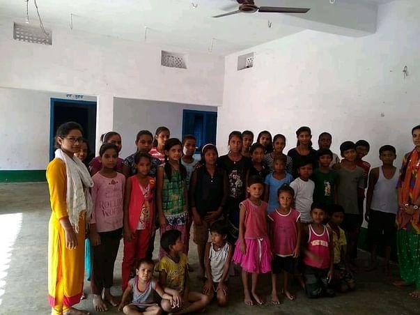 Campaign to Help Underprivileged Children