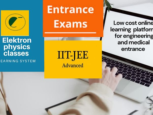 Low-Cost Digital Learning For Medical And Engineering Entrance Exam