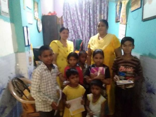 Children's Need Your Help For Making Happy Deewali