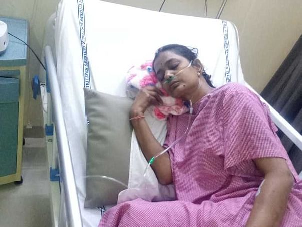 Support Niraja Recover From Lung Cancer
