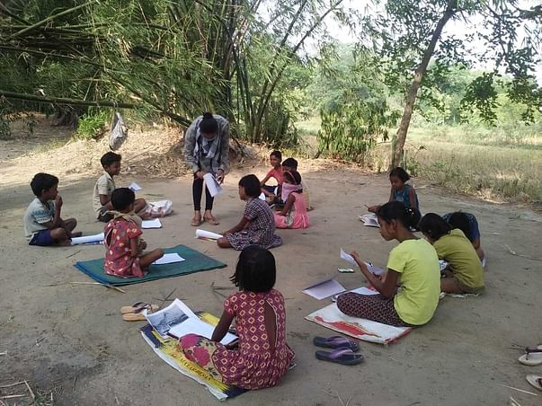 Rural and Tribal children need your help for continuing learning